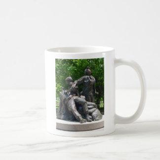 Vietnam Nurses Memorial, True Heroine Coffee Mug