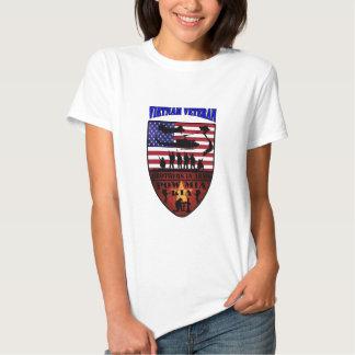 Vietnam of veteran tee shirt