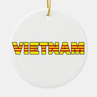 Vietnam Ornament
