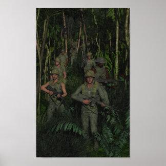 Vietnam: Patrulla de la selva Impresiones