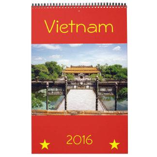 vietnam photography 2016 calendar