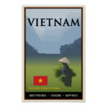 Vietnam Póster
