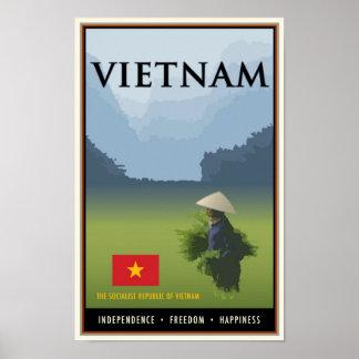 Vietnam Print