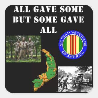 Vietnam Remembrance Sticker