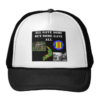 Vietnam Remembrance Trucker Hat