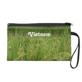 Vietnam Rice Paddy Wristlets