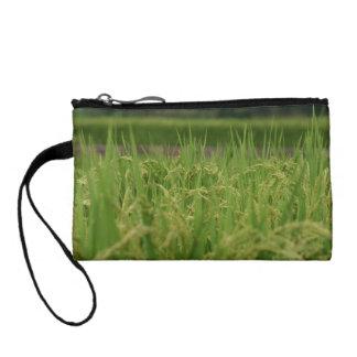 Vietnam Rice Paddy Change Purse