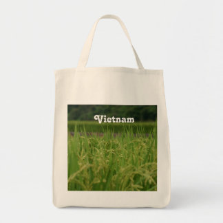 Vietnam Rice Paddy Bag