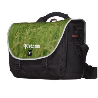 Vietnam Rice Paddy Computer Bag