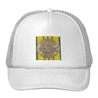 Vietnam service medal hat