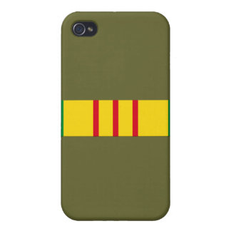 Vietnam Service Ribbon iPhone 4 Covers
