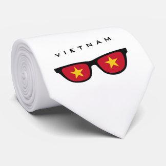 Vietnam Shades custom text & color tie