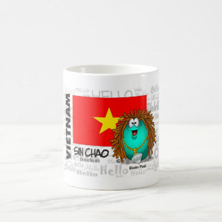 VIETNAM - Sin Chao Mug