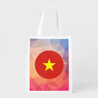 Vietnam Souvenir Grocery Bag