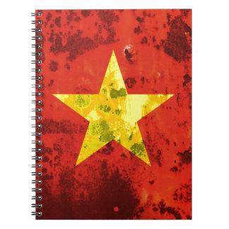 Vietnam Spiral Notebook