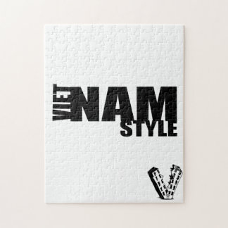 VIETNAM STYLE PUZZLE