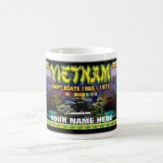 Vietnam Swift Boats, Your Name, Coffee Mug