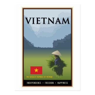 Vietnam Postales