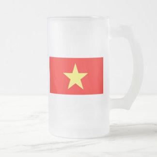 Vietnam Taza De Cristal