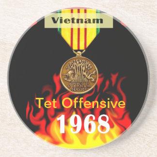 Vietnam Tet Offensive 1968 Coaster
