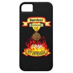 Vietnam Tet Offensive Survivor IPhone 5 Case
