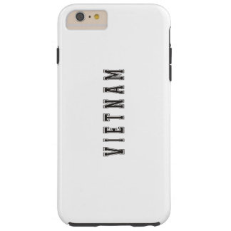 Vietnam Tough iPhone 6 Plus Case
