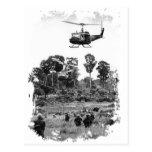 Vietnam Troops Postcards