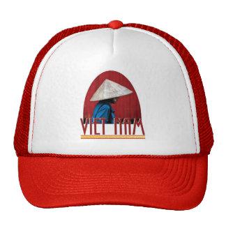 VIETNAM TRUCKER HAT