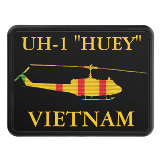 "Vietnam UH-1 ""Huey"" Hitch Cover"