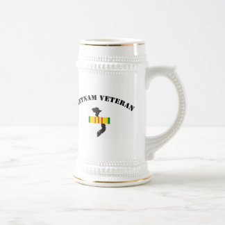 Vietnam Vet 18 Oz Beer Stein