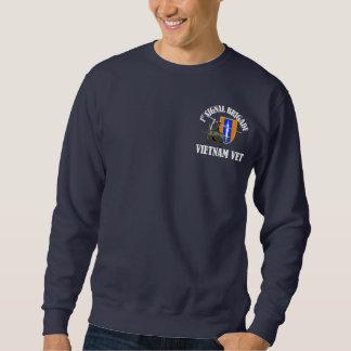 Vietnam Vet - 1st Sig Bde Sweatshirt