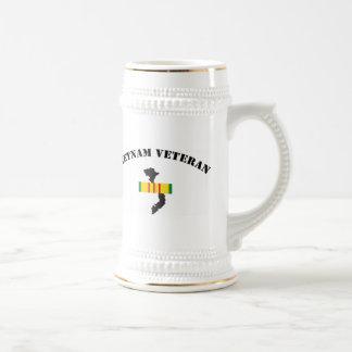 Vietnam Vet Beer Stein