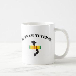 Vietnam Vet Classic White Coffee Mug