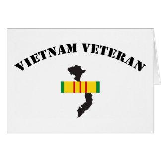Vietnam Vet Greeting Card