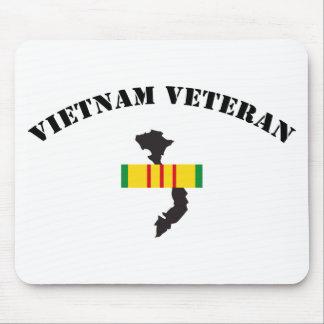 Vietnam Vet Mouse Pad