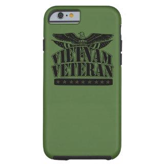 VIETNAM VET TOUGH iPhone 6 CASE