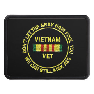 VIETNAM VET TOW HITCH COVER