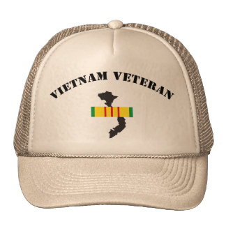 Vietnam Vet Trucker Hat