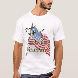 Vietnam vet wife T-Shirt