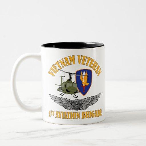 Vietnam Veteran Aircrew Wings Mug