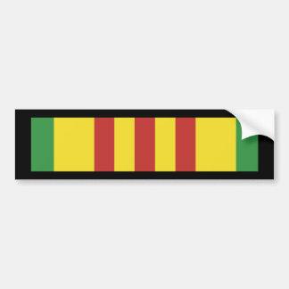Vietnam Veteran Bumper Sticker
