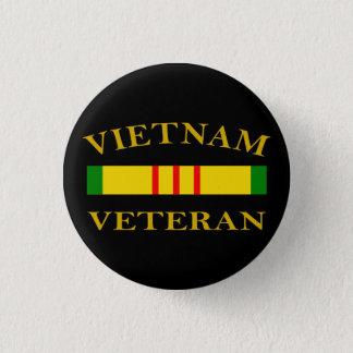 Vietnam Veteran Button