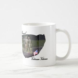 Vietnam Veteran Classic White Coffee Mug