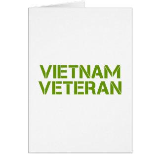 vietnam-veteran-clean-green.png tarjeta de felicitación