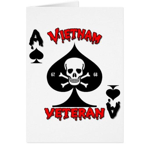 Vietnam Veteran gifts 67-68 Card