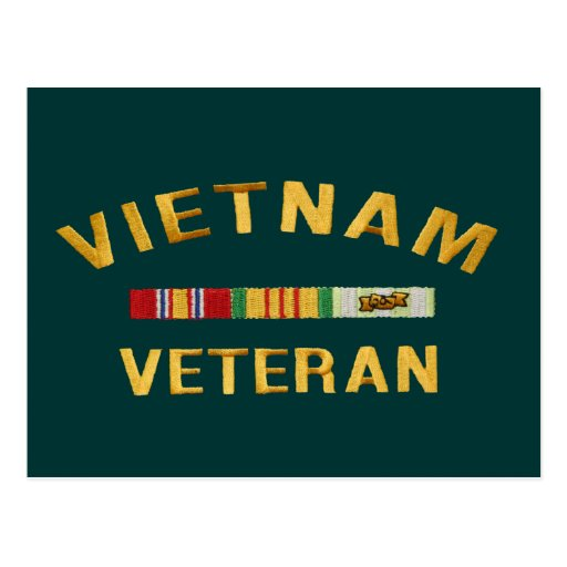 Vietnam Veteran Gifts Post Cards