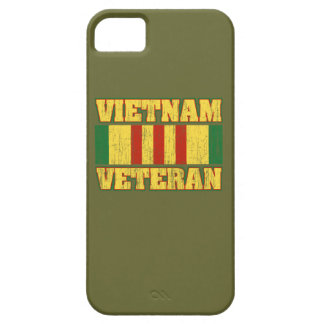 Vietnam Veteran iPhone SE/5/5s Case