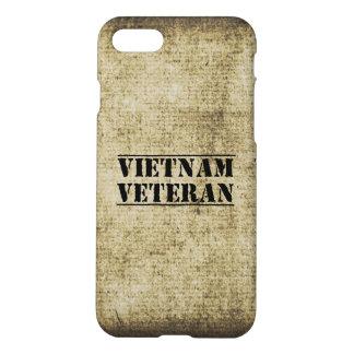 Vietnam Veteran Military War Vet iPhone 8/7 Case