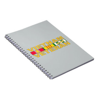 Vietnam Veteran Notebook