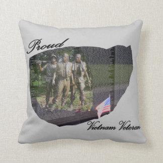 Vietnam Veteran pillow